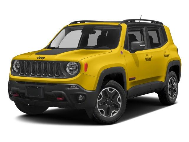 New Vehicles For Sale Kalamazoo >> 2017 Jeep Renegade Trailhawk Battle Creek MI | Kalamazoo ...
