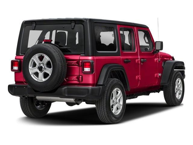 New Vehicles For Sale Kalamazoo >> 2018 Jeep Wrangler Unlimited Sport S Battle Creek MI | Kalamazoo Grand Rapids Holland Michigan ...
