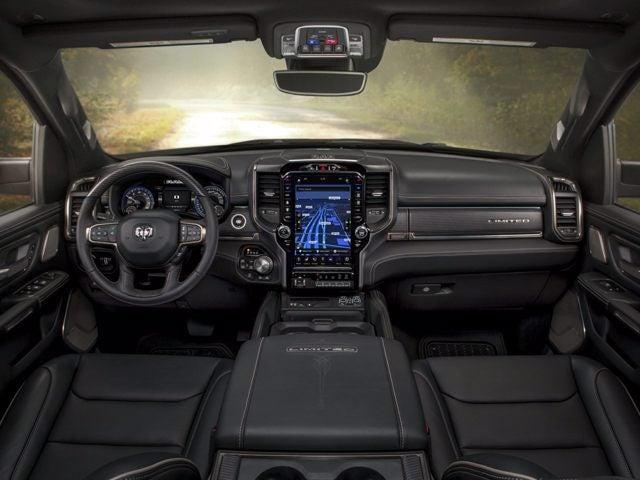 2019 Ram 1500 Laramie Longhorn In Battle Creek Mi Zeigler Chrysler Dodge Jeep