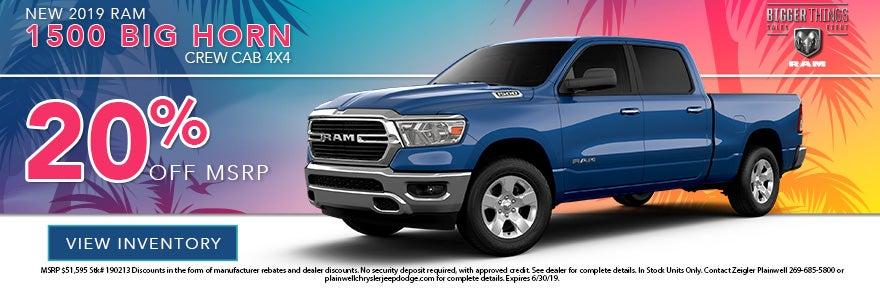 Jeep Dealership Grand Rapids Mi >> Battle Creek Chrysler Dealer in Plainwell MI | Kalamazoo Grand Rapids Holland Chrysler ...